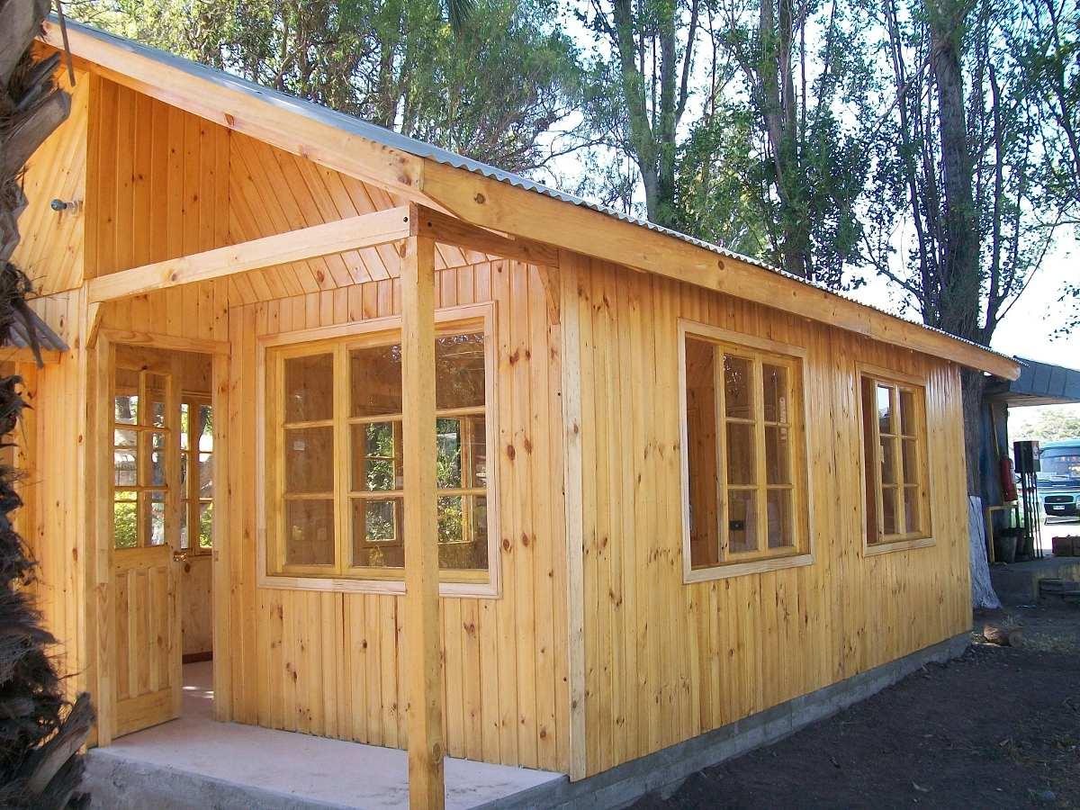 Casas Prefabricadas 30 M2 El Monte 2 100 000 En