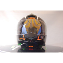 Casco Schuberth C3 Ktm-racing Personalizados A Pedido.