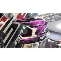 Casco Cross Enduro Moto Nuevo