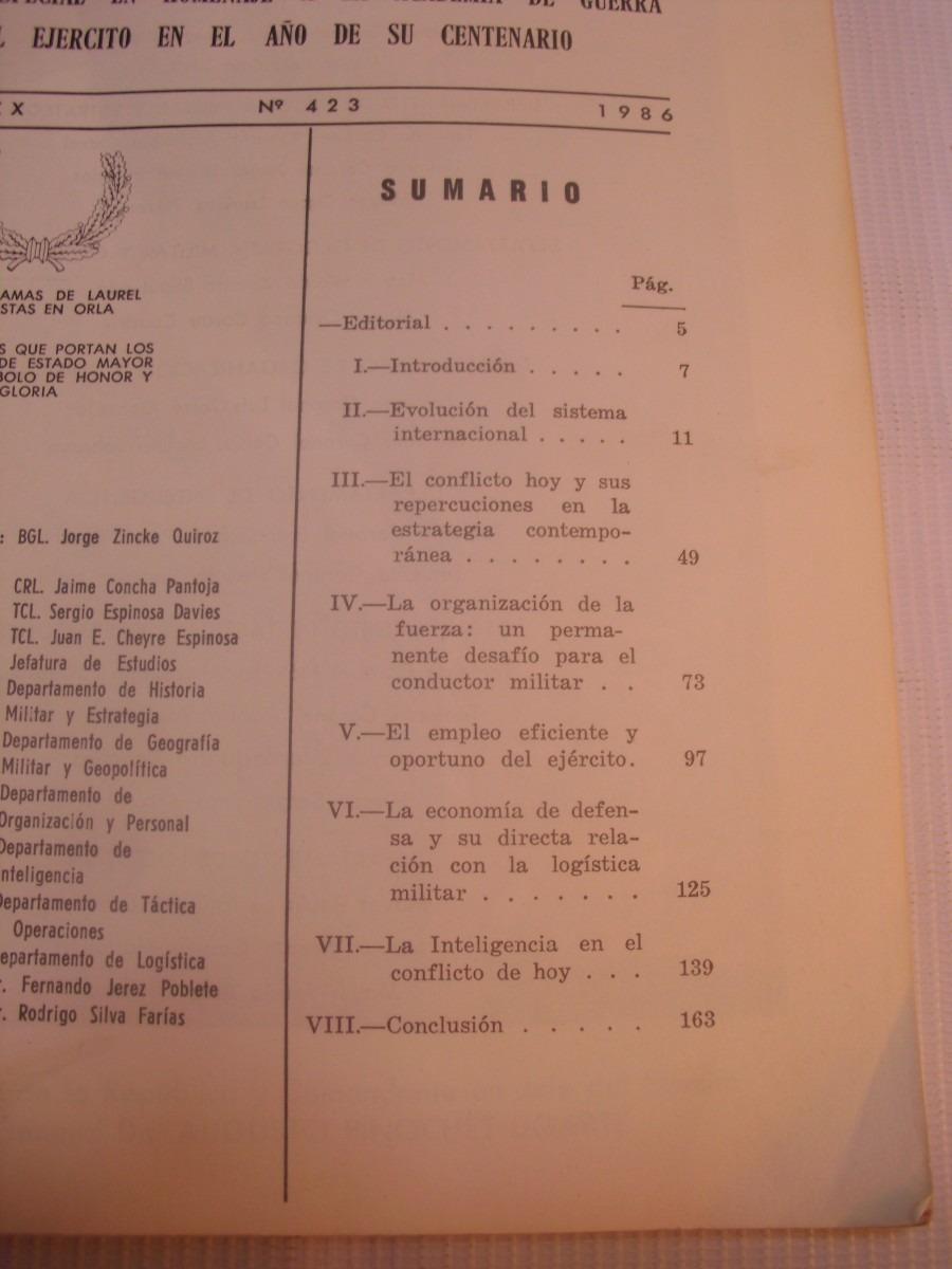 Centenario Academia De Guerra 1886 1986. Ejercito De Chile - $ 7.000 ...