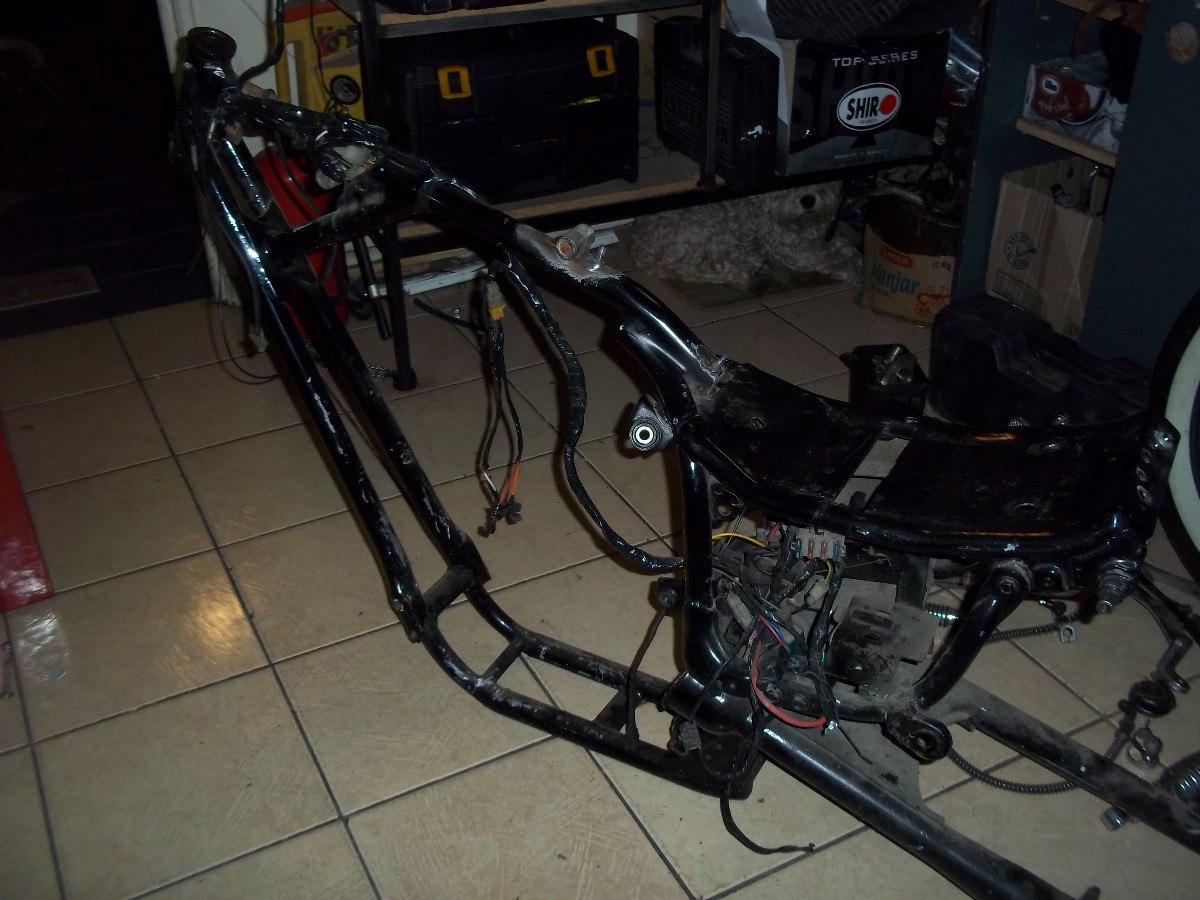 Chasis Bobber Para Yamaha Virago 400-535 - $ 100.000 en