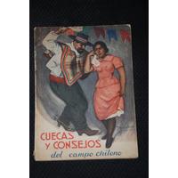 Cuecas Y Consejos Folklor Huaso Campo Chileno