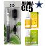 Cigarro Elec, Egot C5+2 Liquidos+2 Cargadores, Bateria 5leds