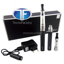 Kit 2 Cigarros Electronicos Ego Ce4 + Liquido 10ml