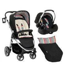 Coche Bebe Travelsystem Hauck Lacrosse Shop And Drive