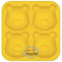 Moldes Silicona Choolates,cup Cakes,winnie The Pooh