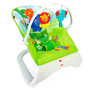 Silla Mecedora Y Actividades Rainforest Friends Fisher-price