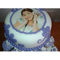 Impresion Comestible Decora Tortas Y Cupcakes Con Fototortas