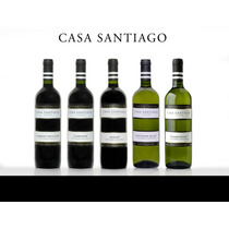 Vino De Exportacion Casa Santiago
