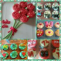 Deliciosos Cupcakes Personalizados