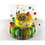 Tortas De Cumpleaños Fondant