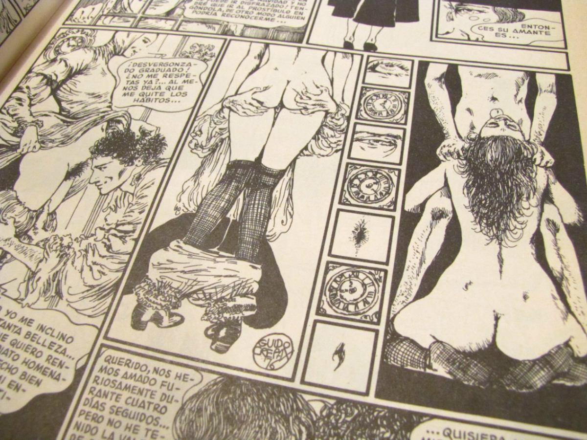 video comic erotico: