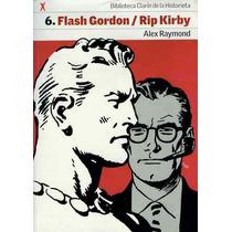 Flash Gordon / Rip Kirby, Alex Raymond, Clarin-libros Comics