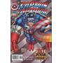4 Comics Captain America Marvel Dellados