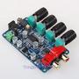 Pre Amplificador Stereo Con Control De Tonos Entrada Rca