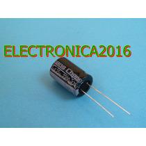 2x Condensador Electrolitico 2200uf 25v