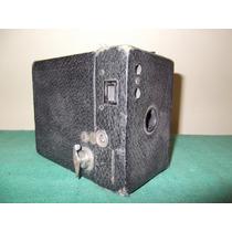 Antigua Maquina Fotográfica De Cajón Kodak. Usa.