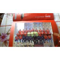 Laminas Coca Cola Copa America Chile 2015