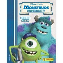 Laminas Album Monsters University - Normales Y Especiales