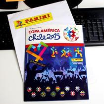Laminas Album Copa Americaa 2015