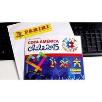 Láminas Álbum Panini Copa América Chile 2015