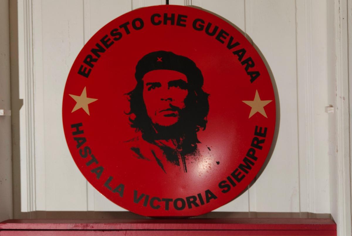 Vintage K Che cuadro letrero circular de metal che guevara estilo vintage 86 000 en mercadolibre
