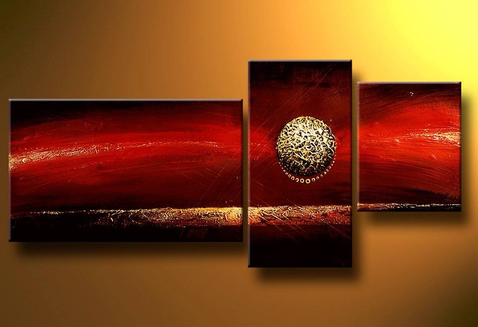 Cuadros abstractos modernos polipticos decorativos images - Cuadro decorativos modernos ...