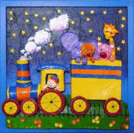 Cuadros infantiles en relieve personalizados imagui - Cuadros fotos personalizados ...