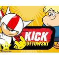 Kit Imprimible Kick Buttowski Doble De Riesgo Cumples Tarjet