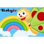 Kit Imprimible De Baby Tv - Cajitas - Mascaras - Y Mas