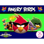 Kit Imprimible Angry Birds Candy Bar Golosinas Y Mas #1