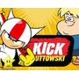 Kit Imprimible Doble De Riesgo Kick Buttowski Cumples #2