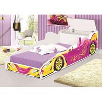 Camas Auto Niño Con Baul Formula 1 Transición - Ikean