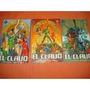 Liga De Justicia En El Clavo Completa 3 Tomos Batman Superma