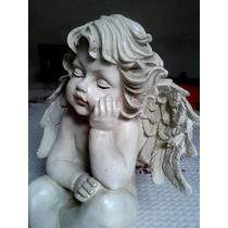 Figura De Angel Poliresina
