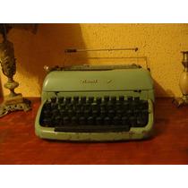Antigua Maquina De Escribir -solo Coleccion