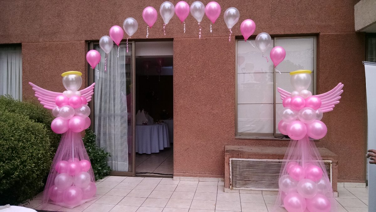 Pin decoraciones para baby shower nia kamistad celebrity - Decoraciones de bautizos ...