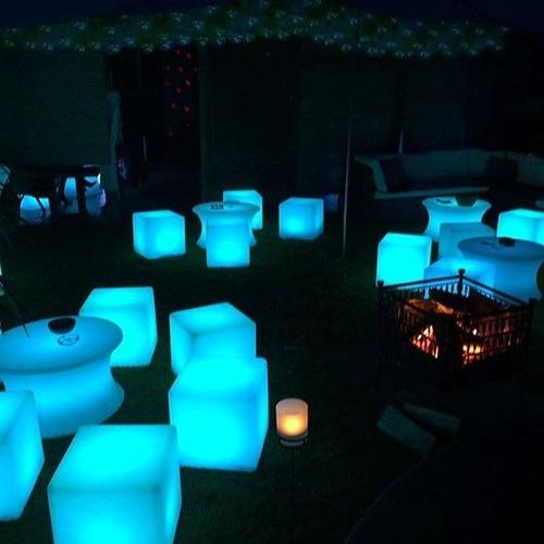 Decoración Para Matrimonios Y Eventos, Muebles Led, Lounge