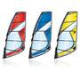 Vela Windsurf - Aerotech Airx 3.7 M2 Rojo