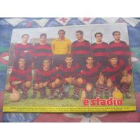 Estadio N°901, 1 Sep 1960 Equipo Rangers De Talca 1960