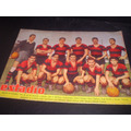 Revista Estadio Delantera De Rangers De Talca 1954 (267