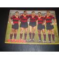 Revista Estadio Delantera De Rangers De Talca 1954(268