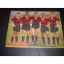 Revista Estadio Delantera De Rangers De Talca 1954