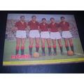 Revista Estadio Delantera De Rangers De Talca 1965 (272