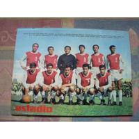 Estadio Nº 1270 13 Octubre 1967 Equipo De Union San Felipe