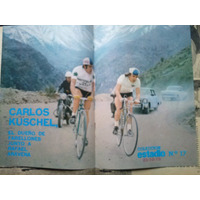 Estadio N° 1576 23 De Oct De 1973 Poster Carlos Kuschel