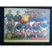 Estadio N° 802 10 De Oct De 1958 Equipo De San Fernando