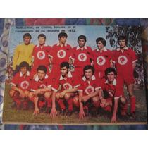 Estadio N° 1537, 9 Enero 1973 Ñublense 1972