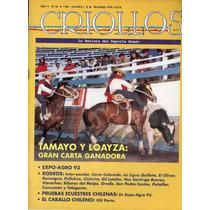 Criollos, Rodeo Chileno, La Revista De Los Corraleros, 60