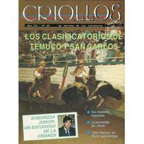 Criollos, Rodeo Chileno, La Revista De Los Corraleros, Nº 29